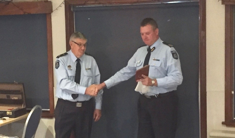 News from Waroona VFES – Emergency Services Volunteers